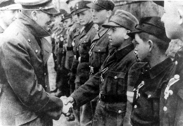 Hitlers laatste openbare toespraak (30-01-1945)