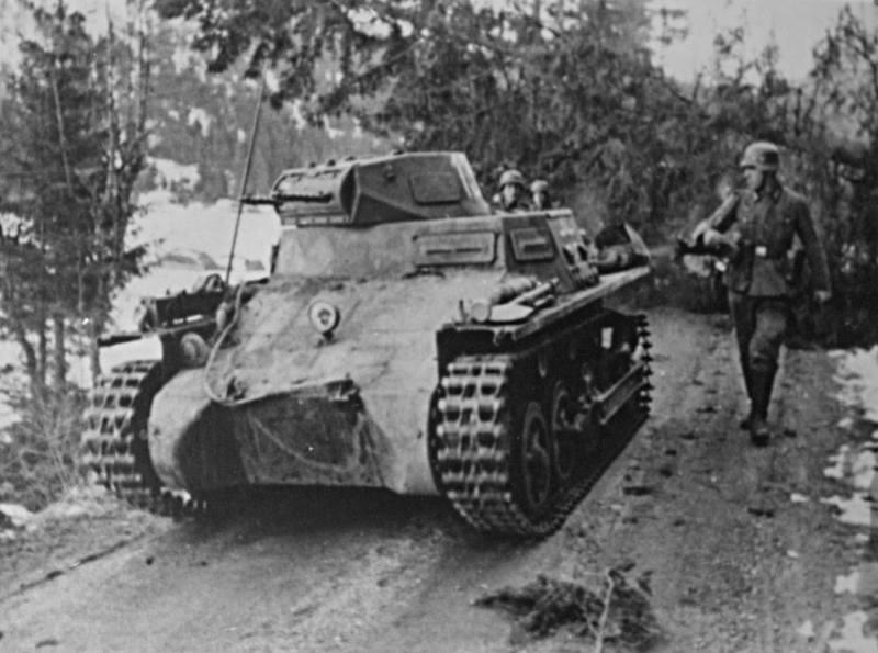 Duitse Panzer-Abteilung z.b.V. 40