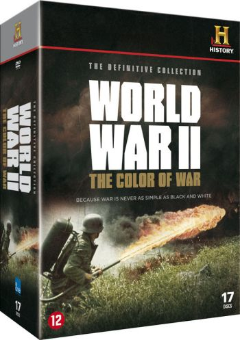 World War II, The Color of War