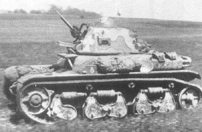 R-35, Renault
