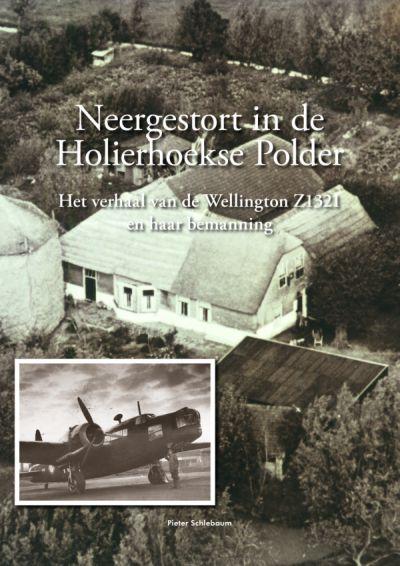 Neergestort in de Holierhoekse Polder