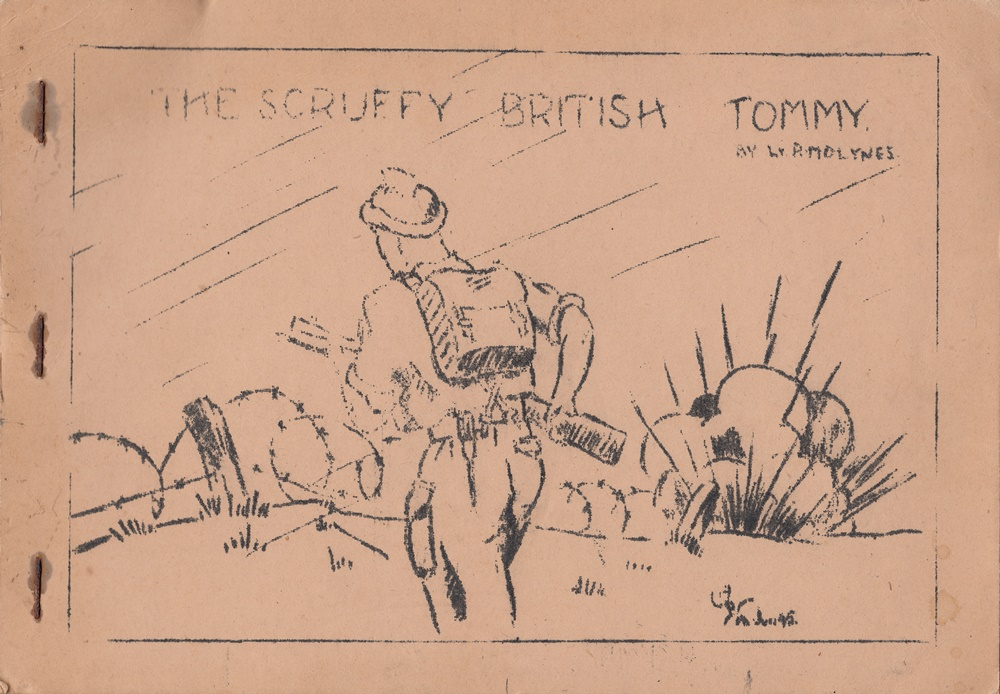 The Scruffy British Tommy