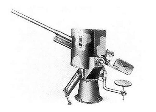 3,7-cm-Tankabwehrkanone L/50 in Rundumfeuerlafette