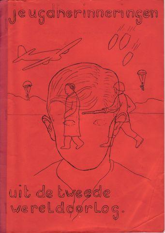 Egbert van de Haar, Glanerbrug 1940-1945