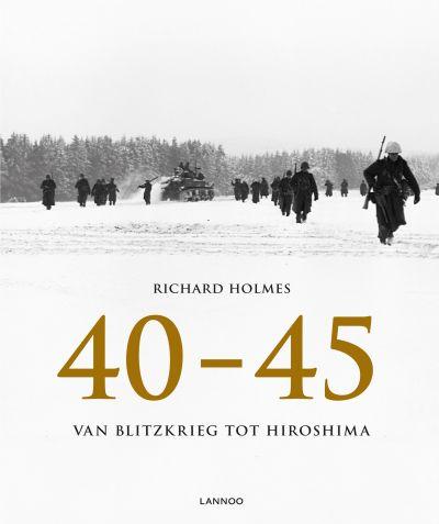 40-45 - Van Blitzkrieg tot Hiroshima