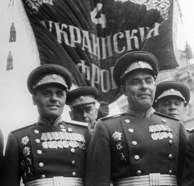 Fronten van het Rode Leger