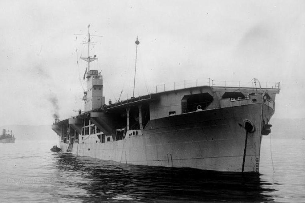 Brits-Nederlandse Merchant Aircraft Carriers van de Rapana-klasse