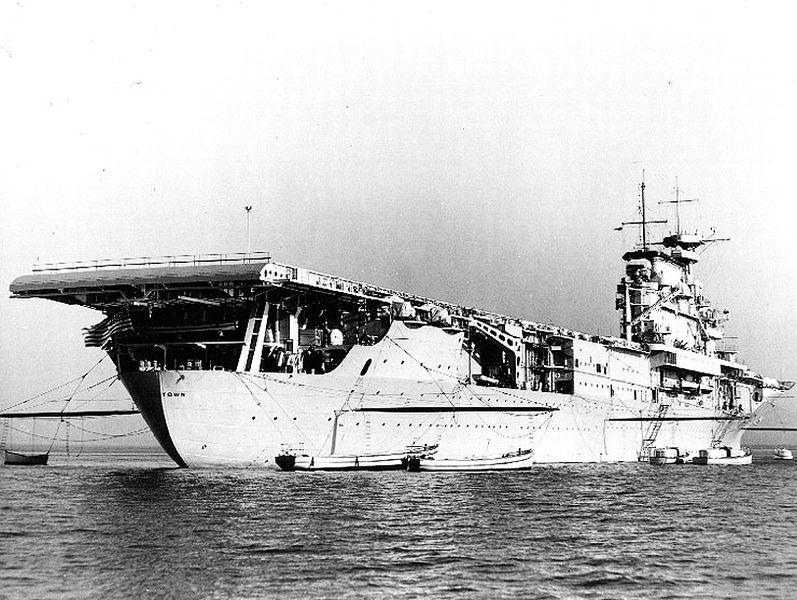 Amerikaanse vliegdekschepen van de Yorktown-klasse