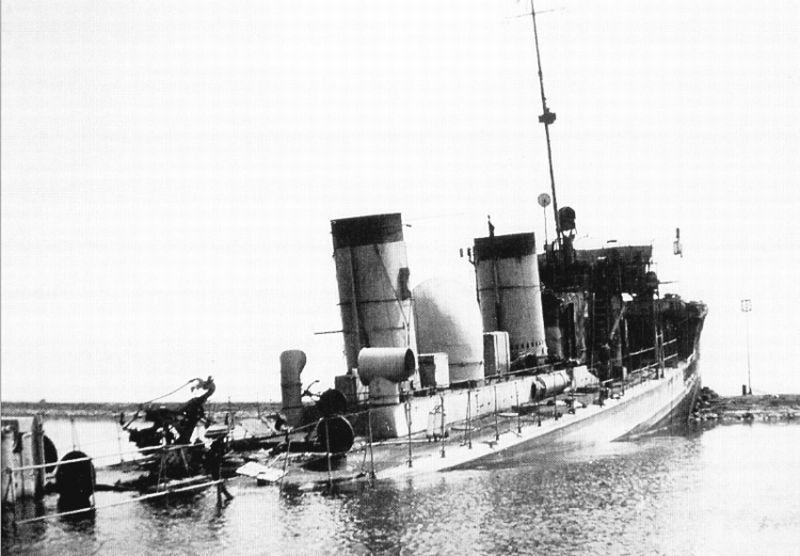 Ondergang van het IJsselmeerflottielje