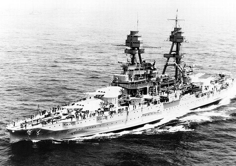 Amerikaanse slagschepen van de Pennsylvania-klasse