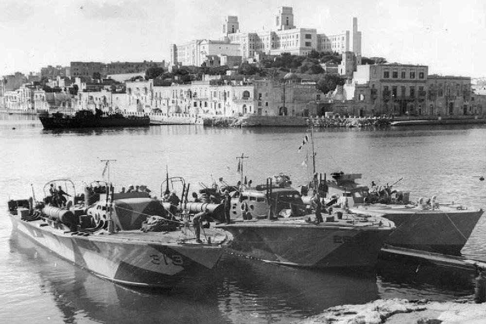Britse Torpedoboot HMS MTB 314 (MTB 314)