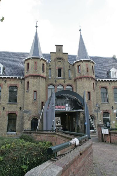 Raid on House of Detention in Leeuwarden