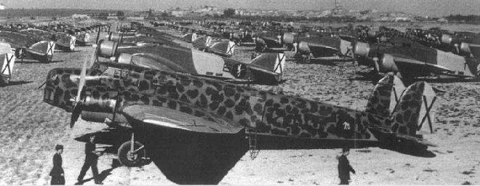 Italiaanse hulp Spaanse Burgeroorlog
