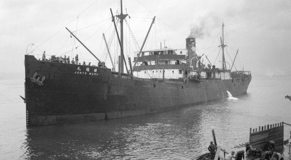 Ondergang van de Junyo Maru