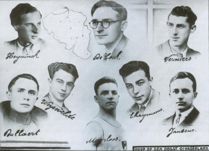 Jozef Derboven, over het gevecht tussen het Geheim Leger en de Duitsers