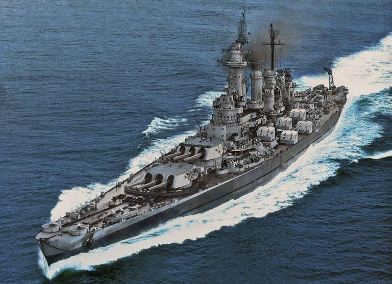 Amerikaanse slagschepen van de North Carolina-klasse