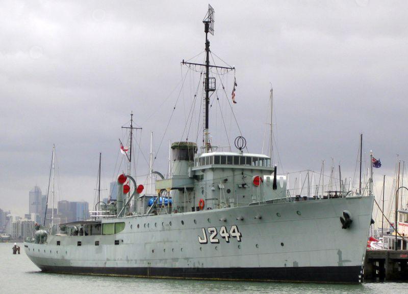 Australische korvetten van de Bathurst-klasse