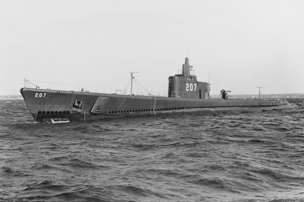 Amerikaanse Onderzeeboten van de Gar-klasse