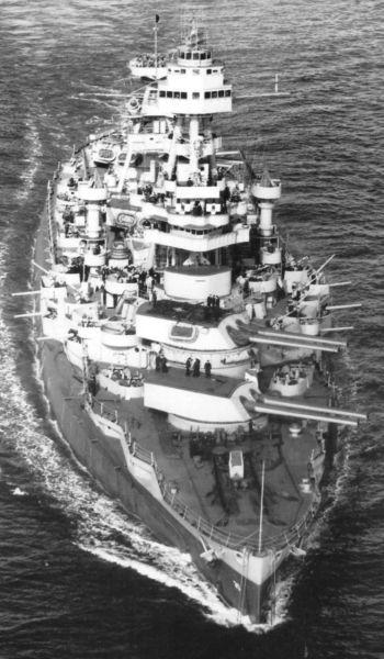 Amerikaanse slagschepen van de New York-klasse