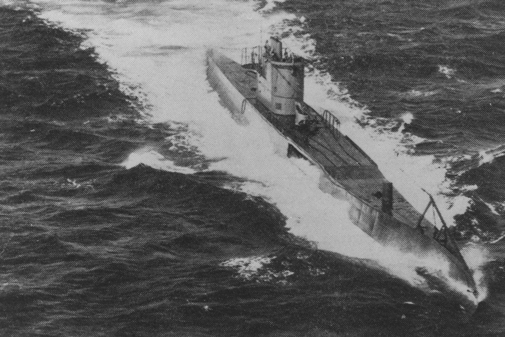 Nederlandse Onderzeeboot Hr. Ms. K XIV