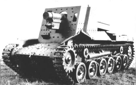 Type 4 Ho-Ro gemechaniseerd geschut