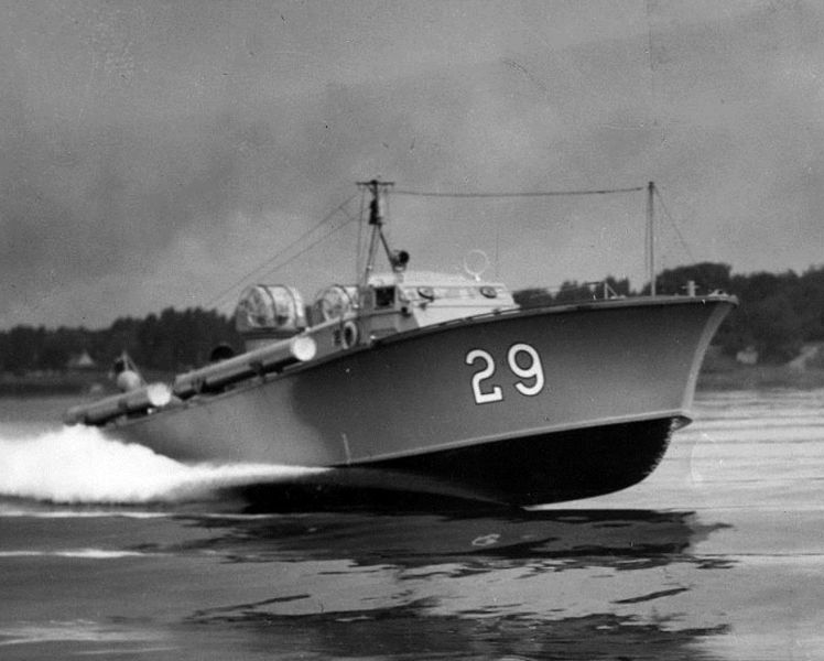 Nederlandse torpedomotorboten