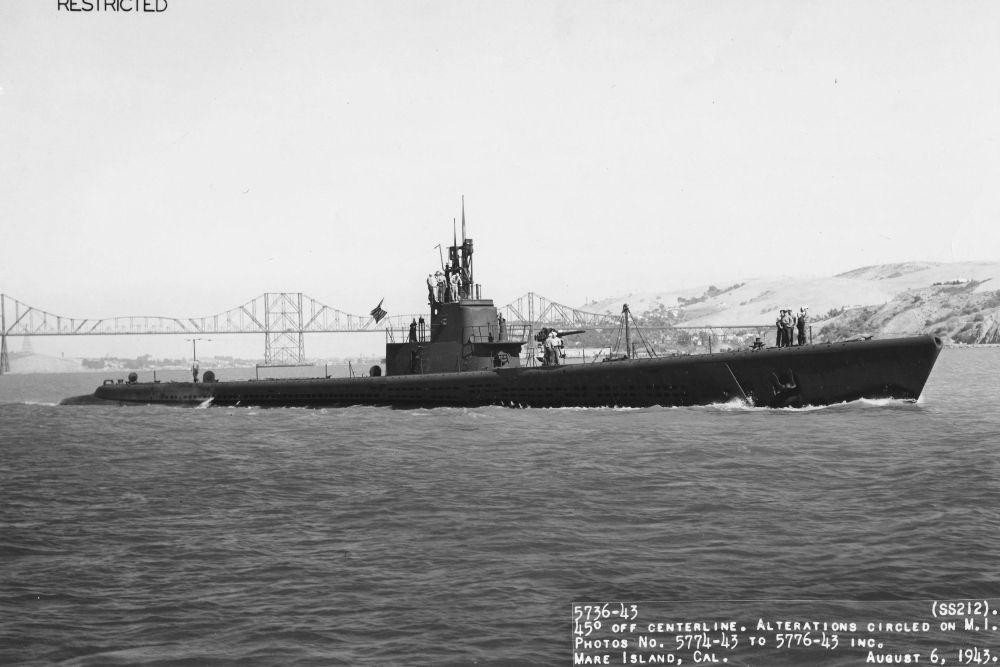Amerikaanse Onderzeeboten van de Gato-klasse