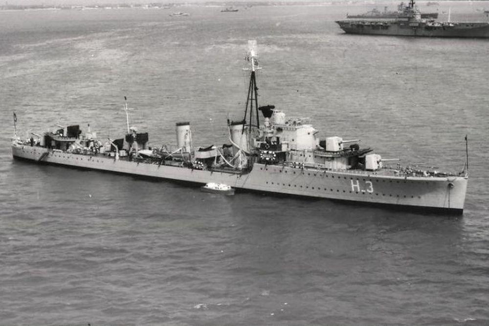 Turkse Torpedobootjagers van de Demirhisar-klasse