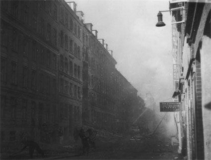 Raid op het Gestapo hoofdkwartier, Kopenhagen