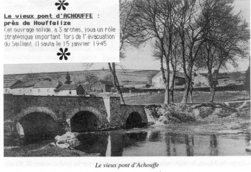 Battle of Achouffe, 13-15 January 1945
