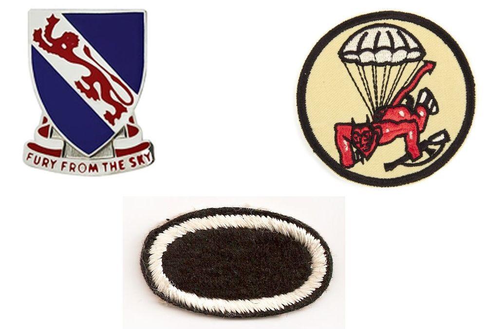Amerikaanse 508th Parachute Infantry Regiment