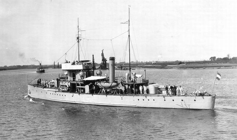 Nederlandse kanonneerboten