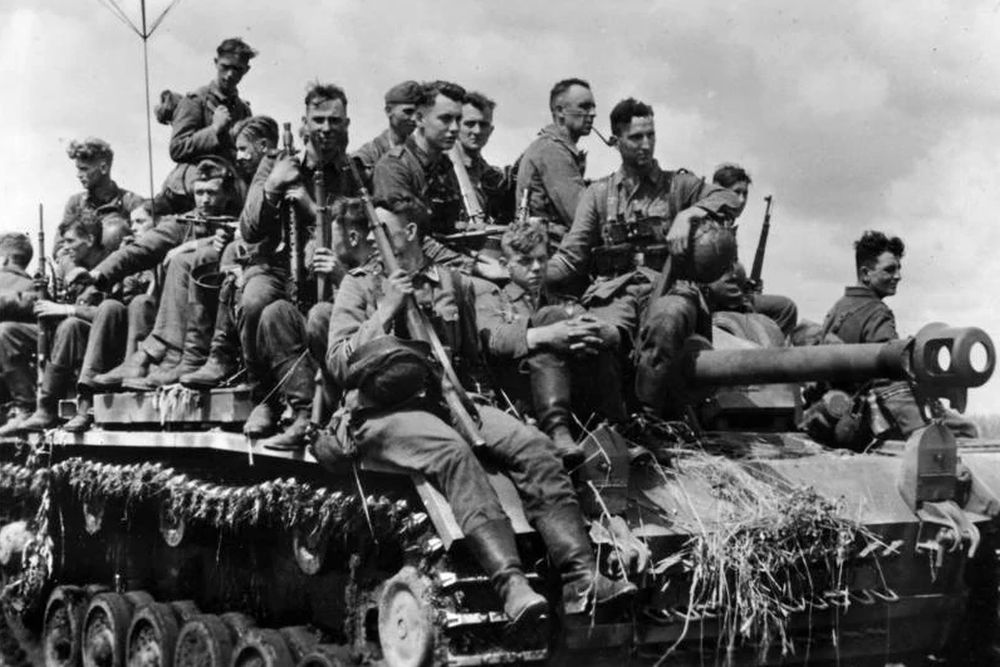 Duitse Heer Panzergrenadier-Divisionen