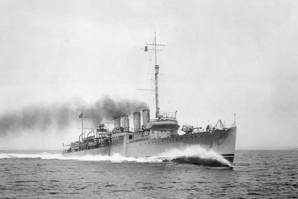 Amerikaanse Torpedobootjagers van de Clemson-klasse
