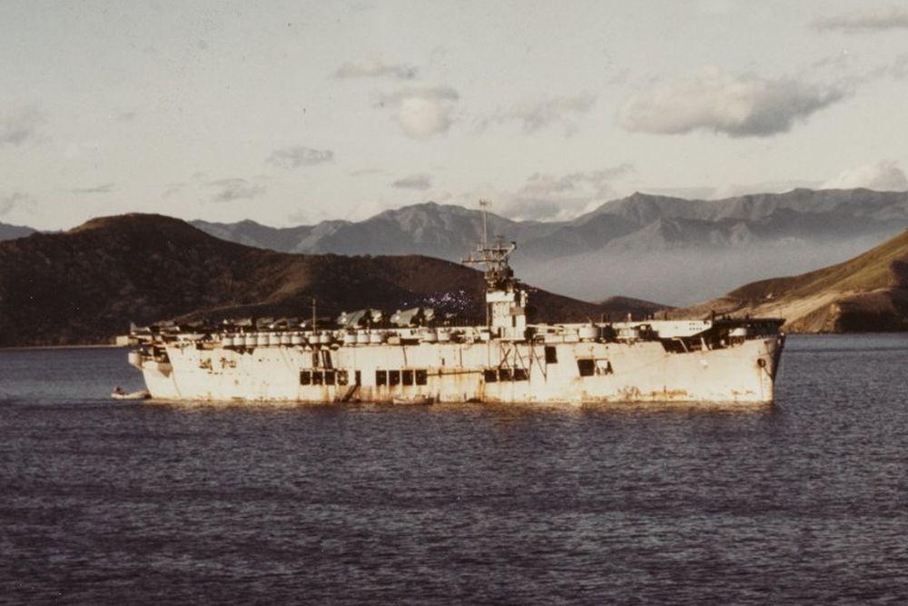 Amerikaanse Escortevliegdekschepen