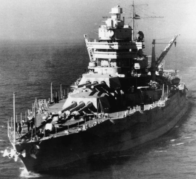 Amerikaanse slagschepen van de New Mexico-klasse
