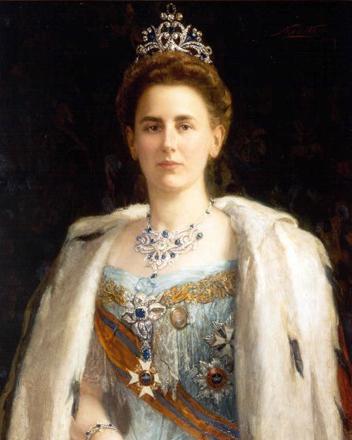 Wilhelmina, Koningin der Nederlanden