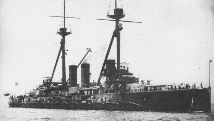 Japanse Slagschepen van de Kawachi-klasse