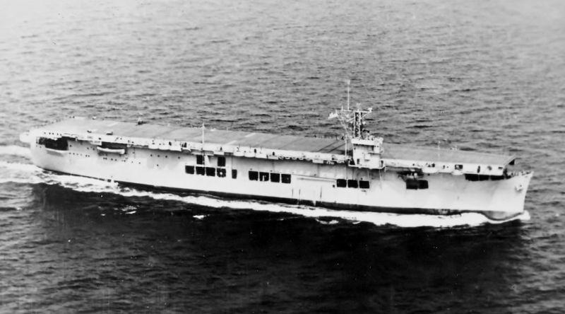 Amerikaanse escortevliegdekschepen van de Sangamon-klasse