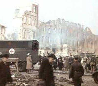 Bombardment of Kassel, 27-28 August 1942