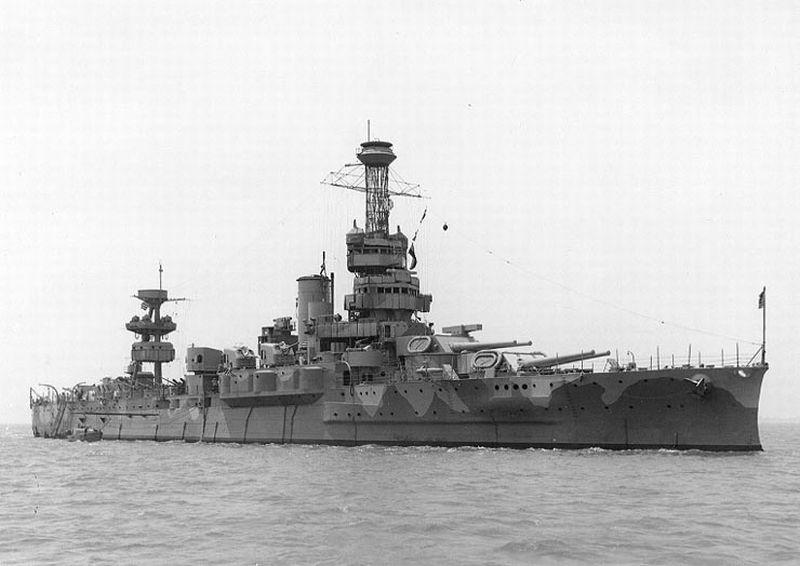 Amerikaanse slagschepen van de Wyoming-klasse
