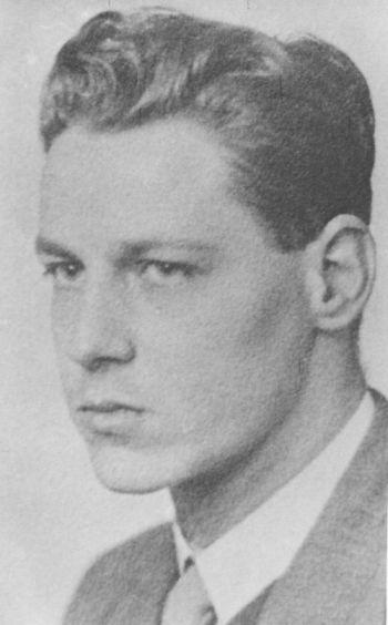 Gerard Hueting, herinneringen aan Aart Alblas