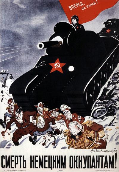 Tankontwikkeling in de Sovjet-Unie