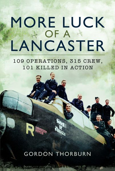 More Luck of a Lancaster