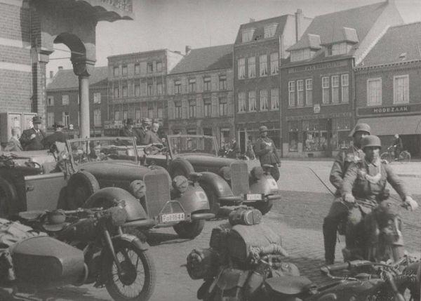 Heerlen tijdens de Tweede Wereldoorlog