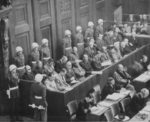 Processtukken Internationaal Militair Tribunaal (IMT) Neurenberg