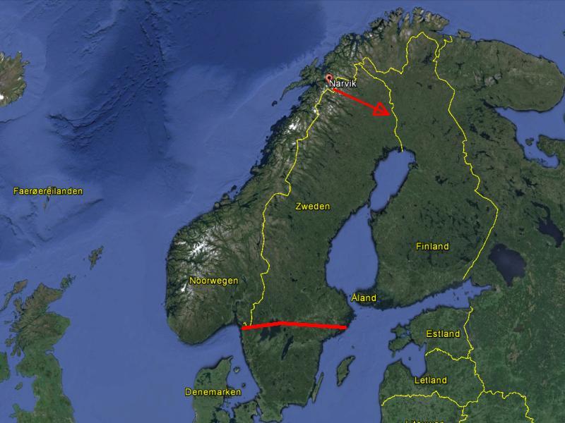 Brits-Franse plan om in te grijpen in Finland