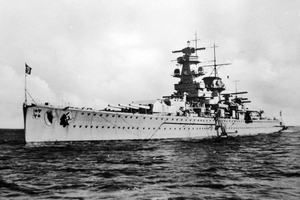 Duitse Zware-kruiser Admiral Graf Spee (1933)