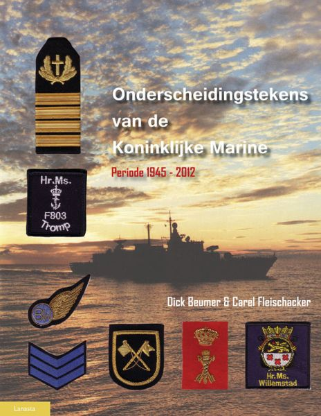 Onderscheidingstekens van de Koninklijke Marine