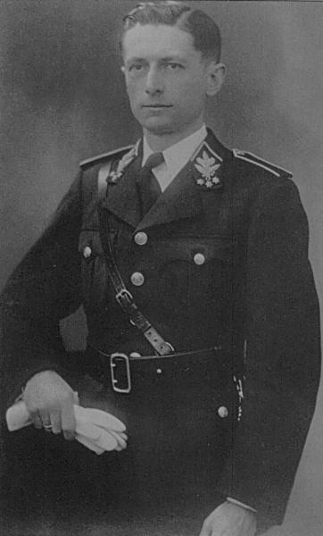 Adolphe Cryns, de meidagen van 1940